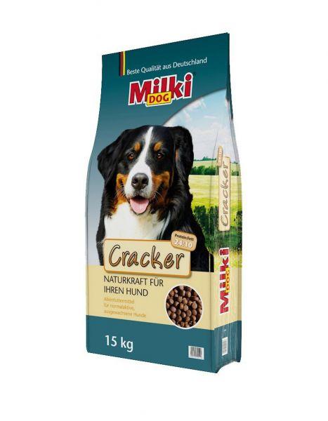 Milki Dog Cracker - 15 kg