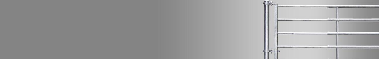 Abtrennung-Mastbullen
