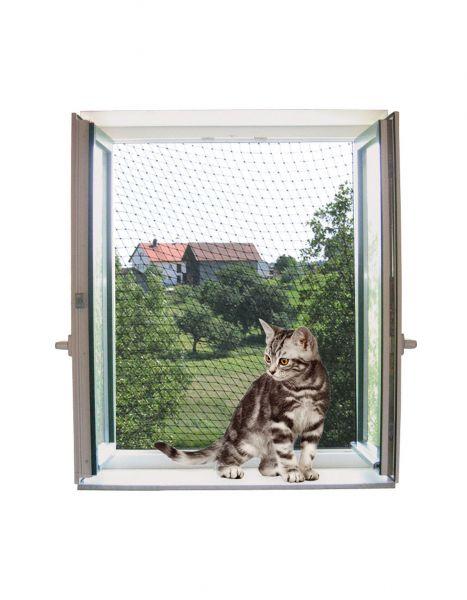 KERBL Katzenschutznetz transparent
