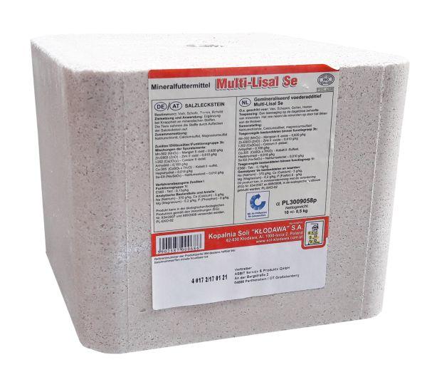 ASBIT Mineralleckstein 10 kg