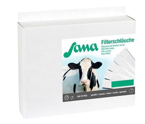 SANA Milchfilter genäht - 250 x 57/60 mm