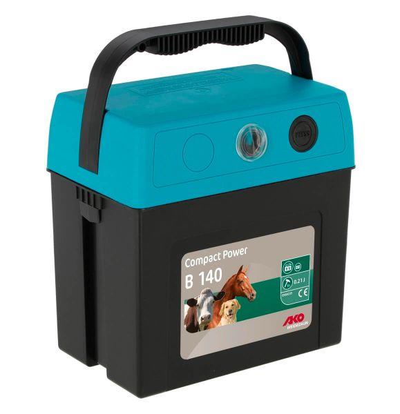 AKO Compact Power B 140, Petrol - 9 Volt Batteriegerät
