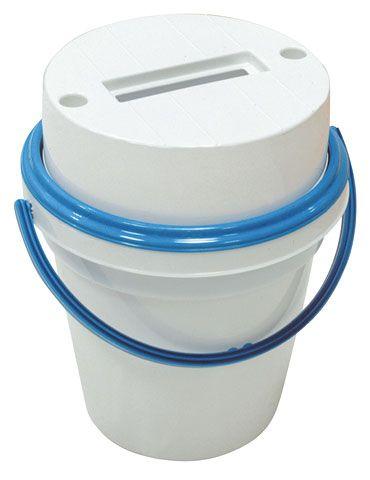 KERBL Ersatzeimer 18 Liter für Getreidemühle