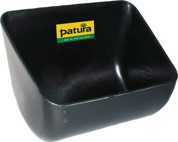 PATURA Kunststoff-Trog breit - 12 Liter