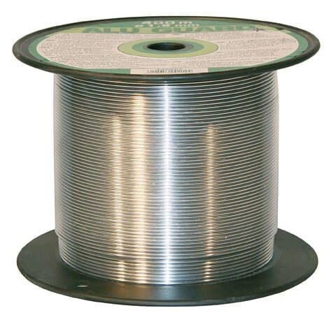 Weidezaundraht Aluminium 2,0