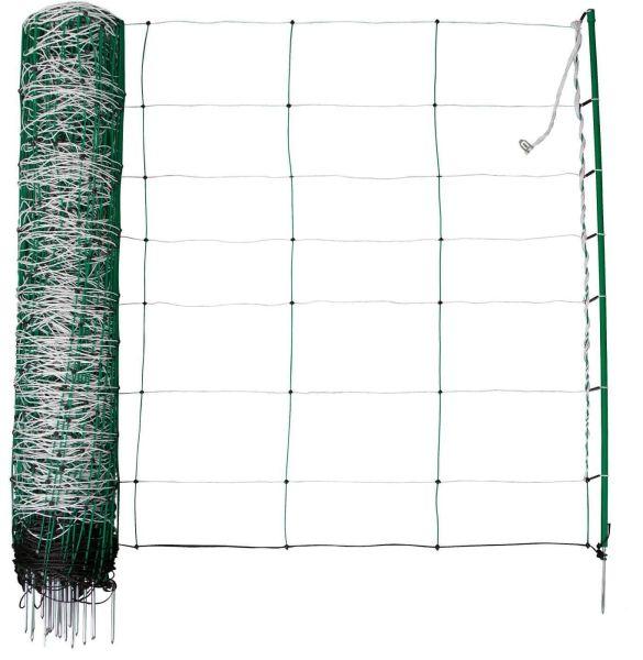 TopLine Plus Net Schafnetz Einzelspitze 90 cm - 50 m grün