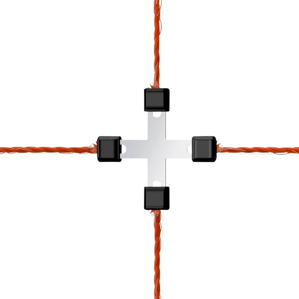 Litzen Kreuzverbinder Litzclip