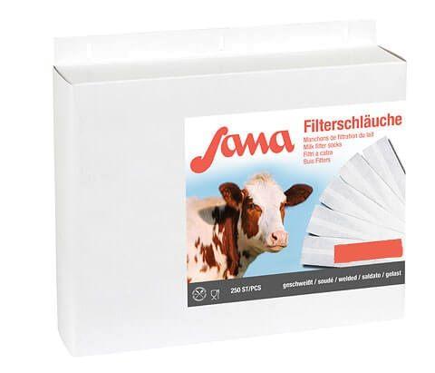 SANA Milchfilter geschweißt 57/60 mm Breite