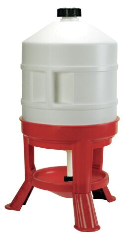 Kerbl Geflügeltränke Kunststoff 30 Liter Gold 70233