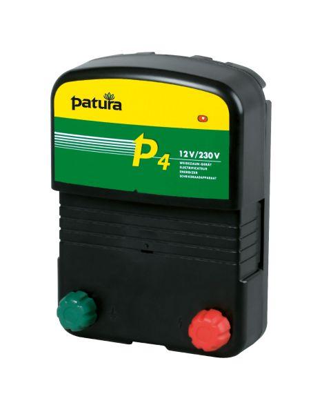 PATURA P 4 Weidezaungerät - 12 V / 230 V