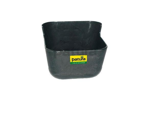 PATURA Kunststoff-Trog klein - 7 Liter