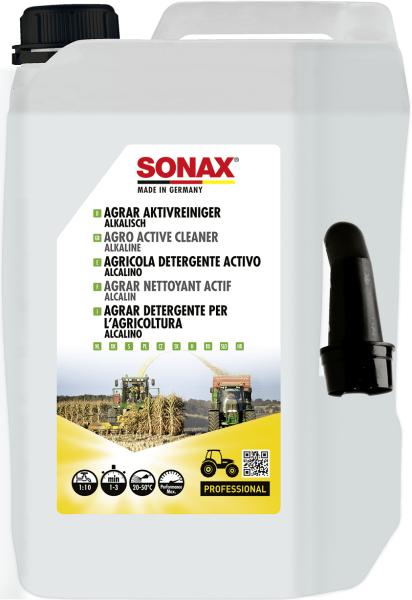 SONAX Agrar Aktivreiniger Alkalisch 5 Liter