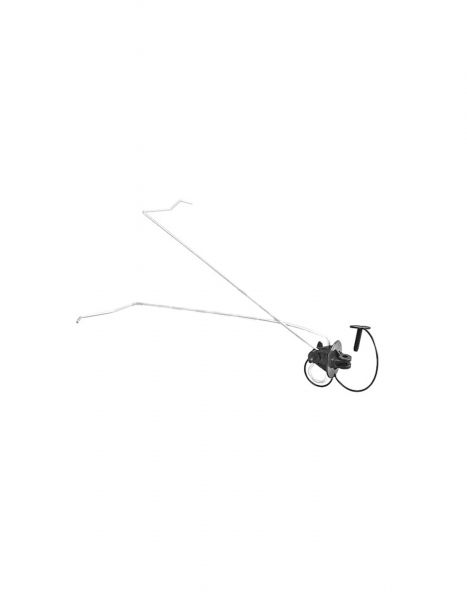 PATURA Abstandshalter mit Stift-Isolator - 10 Stück