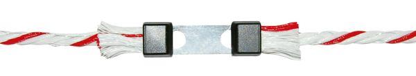 LITZCLIP Seilverbinder verzinkt - für Ø 5 mm Seil
