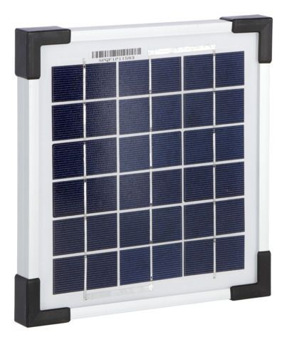 AKO 5 Watt AGM Solar-Set