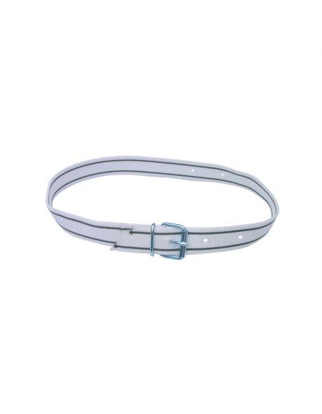 Halsmarkierungsband weiß/schwarz, 120 cm