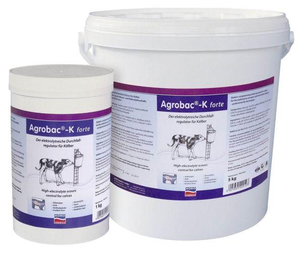 Agrobac®-K Powder - Darmregulanz-Pulver
