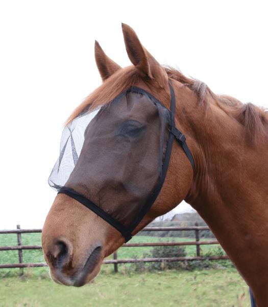 WALDHAUSEN Fliegenmaske Basic ohne Ohrenschutz