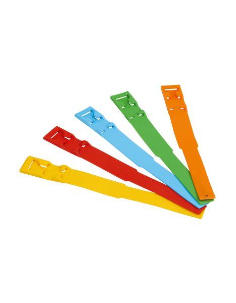 Fesselbänder Kunststoff