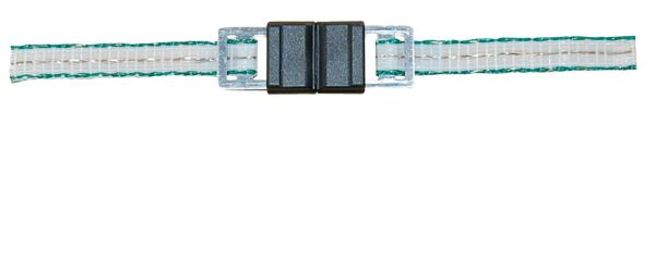 LITZCLIP Bandverbinder Edelstahl - 12,5 mm