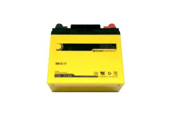 HOLM & LAUE Batterie 12 Volt für Milchtaxi