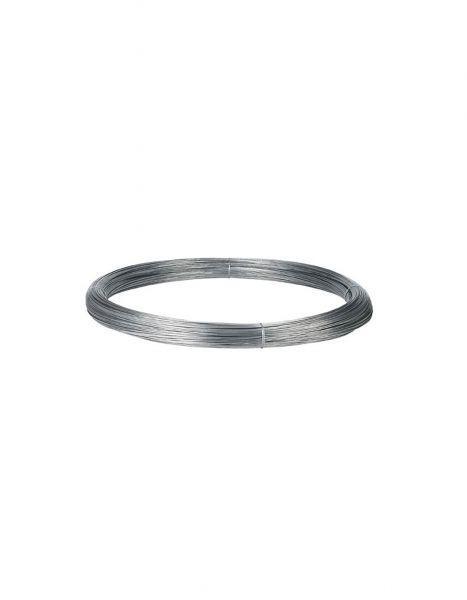 Stahldraht 2,5 mm für Festzaun - 625 m