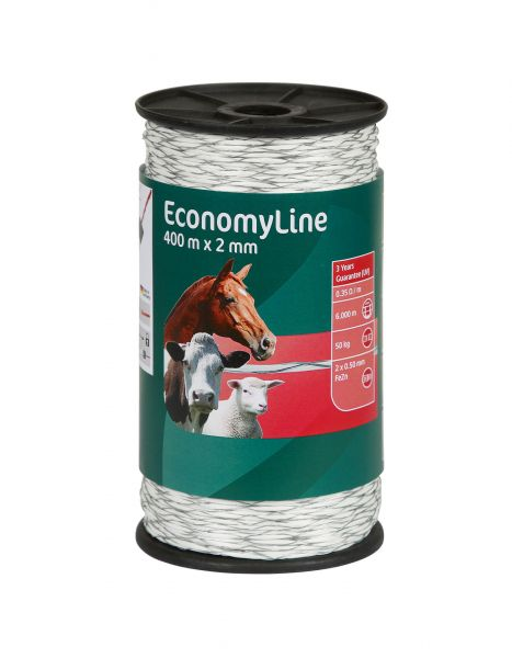AKO EconomyLine Litze kreuzgewickelt 400 m