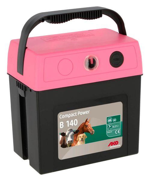AKO Compact Power B 140, Pink - 9 Volt Batteriegerät