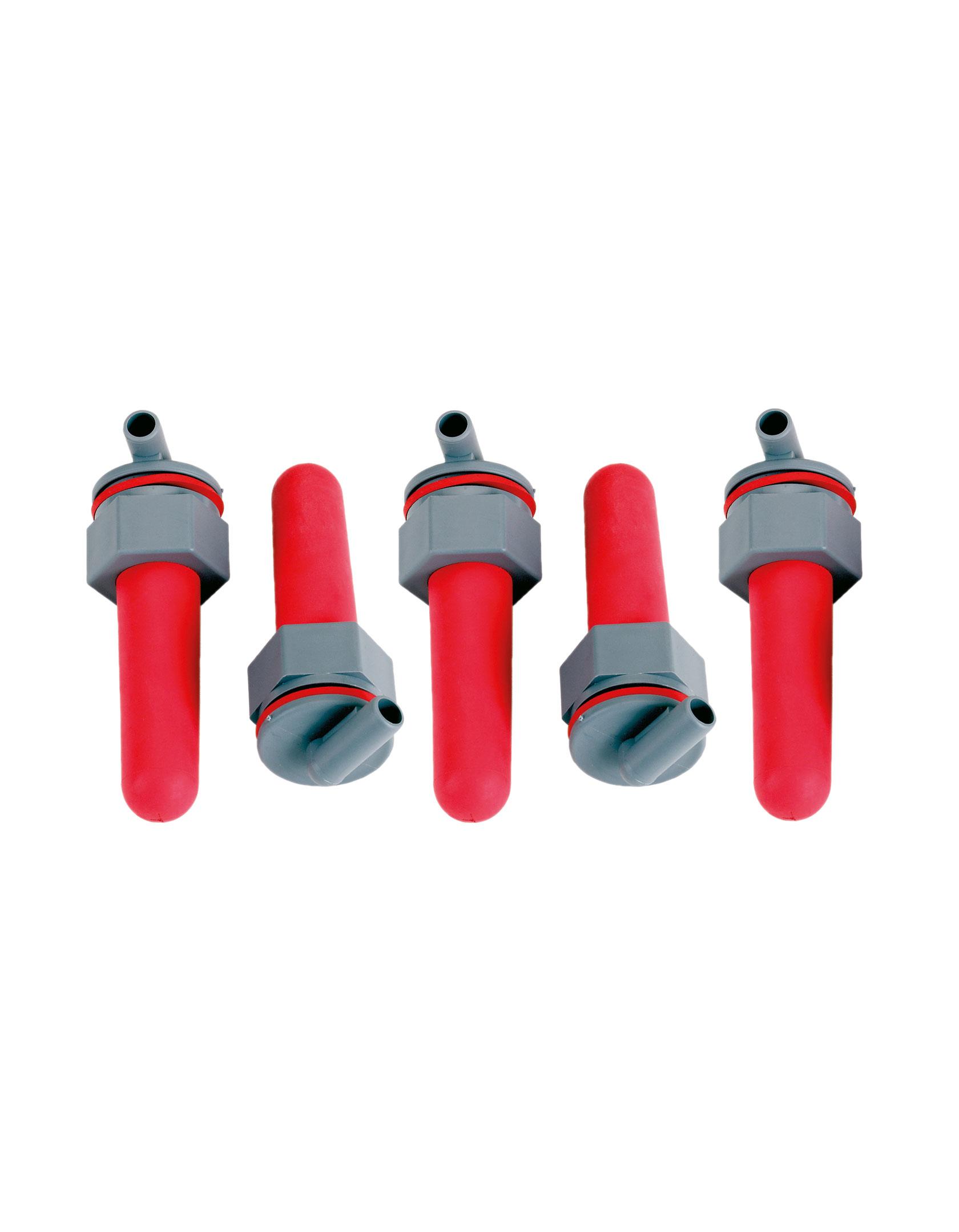 KERBL Ersatzventil mit Sauger für Kälbertränke Multi Feeder - 5er Pack