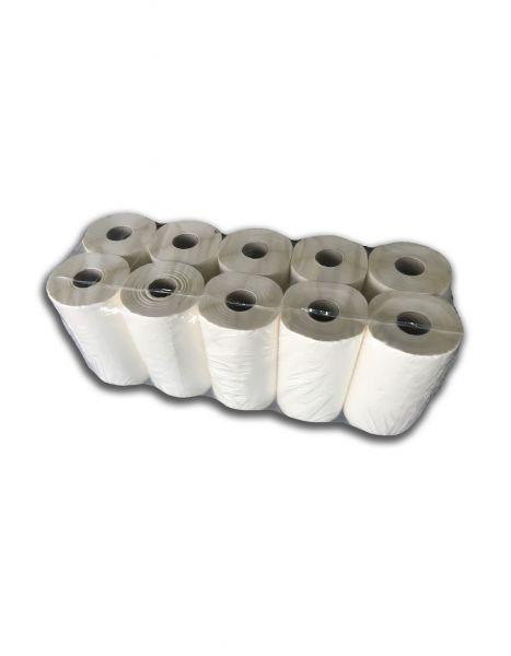CLEAN PAPER Euterpapier 10 x 200 Blatt - für Trocken- und Nassanwendung