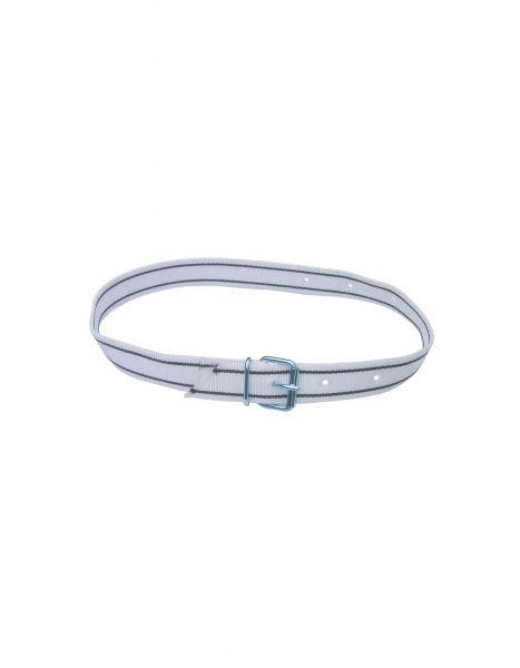 Halsmarkierungsband weiß/schwarz, 90 cm