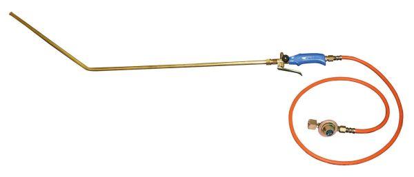 Euterhaarentferner PREVENTA - mit Gasflaschenanschluss